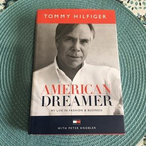 Tommy Hilfiger hard cover